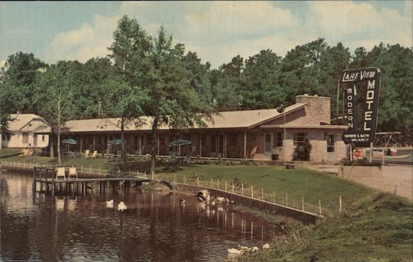 Lake View Motel Hartsville South Carolina