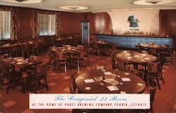 The Congenial 33 Room, At the Home of Pabst Brewing Company