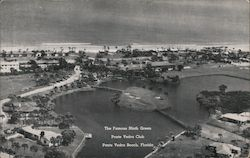 The Famous Ninth Green at Ponte Vedra Club Postcard