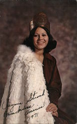 Miss Virginia Stroud, Western Cherokee, Miss Indian America 1971