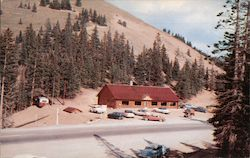 Monarch Crest, Monarch Pass Postcard