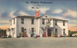 The Modern Restaurant U.S. Route 22