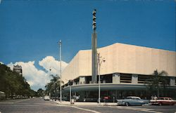 Maas Brothers Department Store Postcard