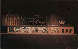 Knotical Shop, Florida Keys Postcard