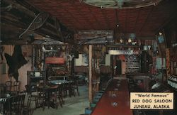 """World Famous"" Red Dog Saloon"