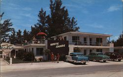 White Sands Apartments Postcard