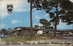 """The Wilkies"" Motel on Beautiful Monterery Bay"