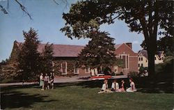 Woodland Hall, Lasell Junior College