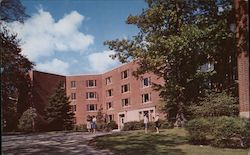 Winslow Hall, Lasell Junior College