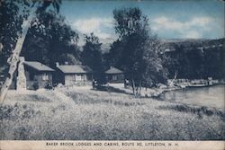 Baker Brook Lodges and Cabins