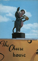 Chunky the Cheese House Mouse, Route 7
