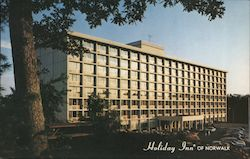 Holiday Inn of Norwalk Postcard