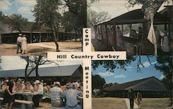 Hill Country Cowboy Camp Meeting