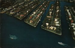 Ft. Lauderdale, Florida Postcard
