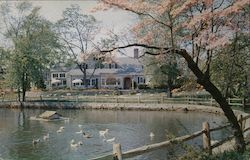 The Milleridge Inn, Long Island Postcard