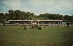 Windsor Motel Postcard