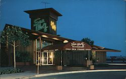 Sea Wolf Restaurant Postcard