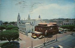 Historic Ponce Fire House and Cathedral