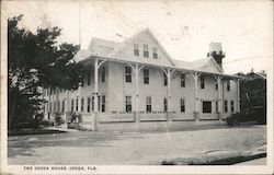 The Cocoa House Postcard
