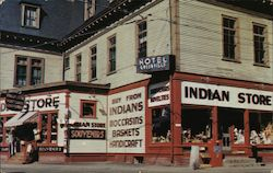 The Indian Store Postcard