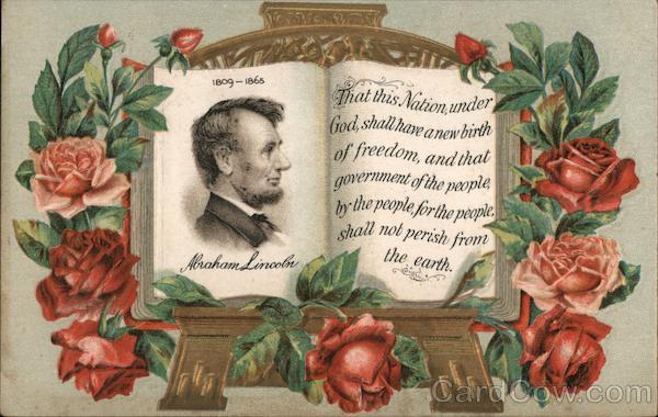 Abraham Lincoln 1809-1865 Presidents
