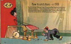 How to Catch Them in 1908