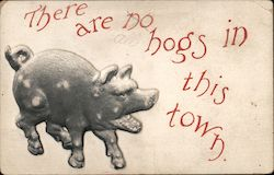 There are No Hogs in This Town