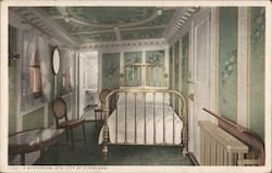 A Stateroom, Steamer City of Cleveland