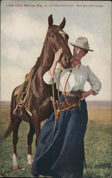 A Cowgirl's Pet