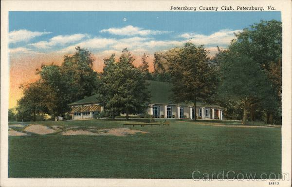 Petersburg Country Club Virginia