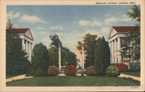 Belhaven College Jackson Mississippi