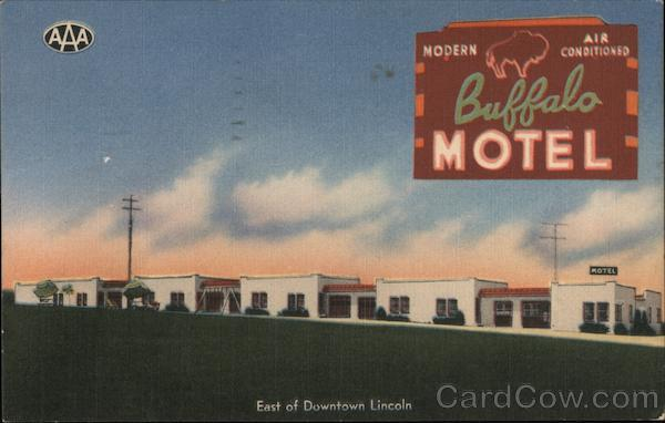 Buffalo Motel Lincoln Nebraska