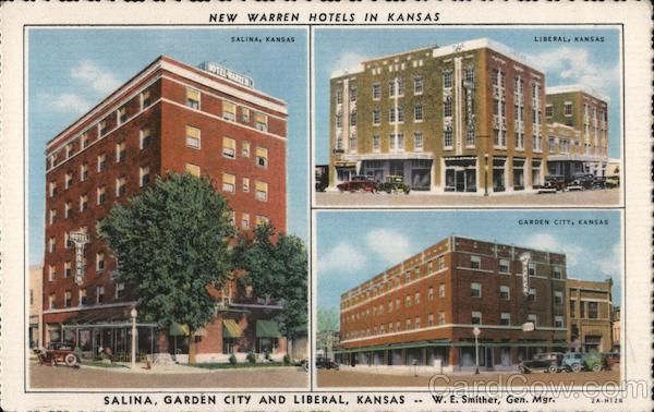 New Warren Hotels in Kansas Salina