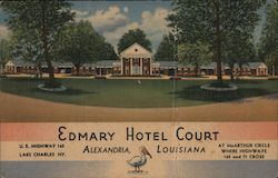 Edmary Hotel Court