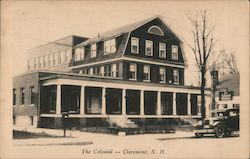 The Colonial Postcard
