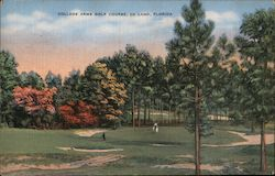 College Arms Golf Course