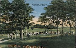 Belvedere Golf Club Postcard