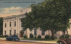 Leon County Court House