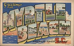Greetings From Myrtle Beach, S.C.