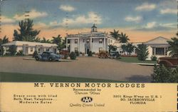 Mt. Vernon Motor Lodges