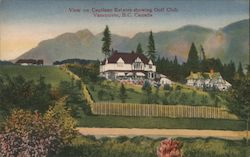 View on Capilano Estates Showing Golf Club