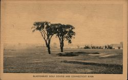 Glastonbury Golf Course and Connecticut River
