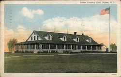 Salem Country Club Postcard
