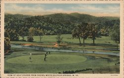 View of Golf Course from Casino