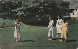 Putting Green, Mansion House