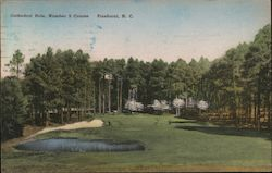 Cathedral Park, Number 3 Course