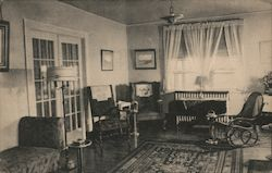 Living Room of Pease House