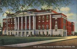 Auditorium, University of Alabama