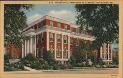 Doster Hall, University of Alabama