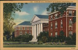 Tutwiler Hall, University of Alabama